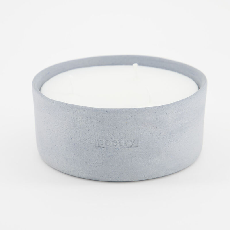 Chalky Three Wick Candle -  c02