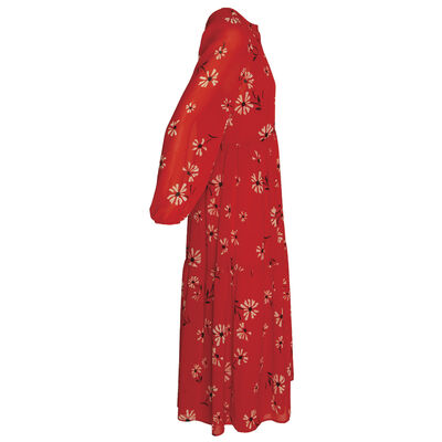 Marina Tiered Floral Dress