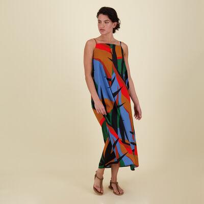 Damaris Printed Dress