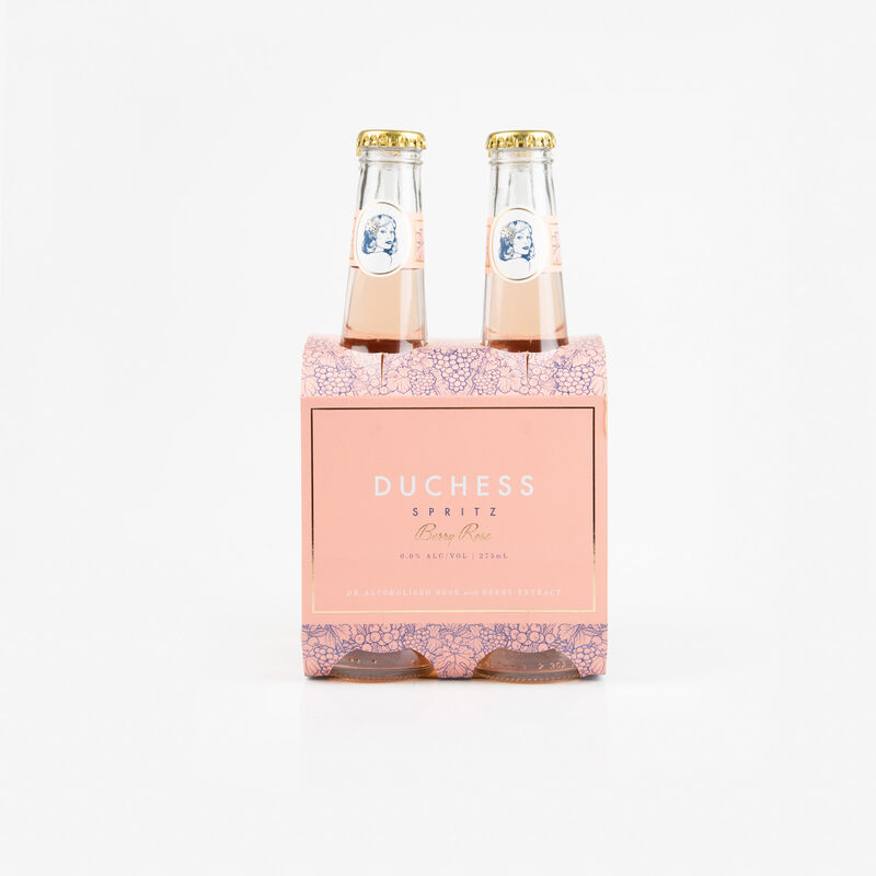 The Duchess Four-Pack Berry Rose Spritz -  nocolour