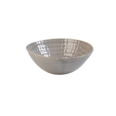 Wonki Ware Grey Party Bowl
