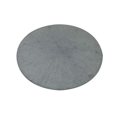 Hand Groove Stone Serving Board